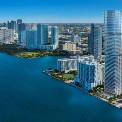 Квартиры в новостройке Elysee Miami во Флориде (США)