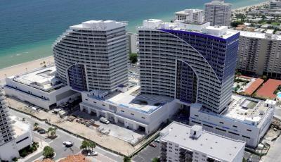 Квартира W Fort Lauderdale Residences в жилом комплексе Флориды (США)