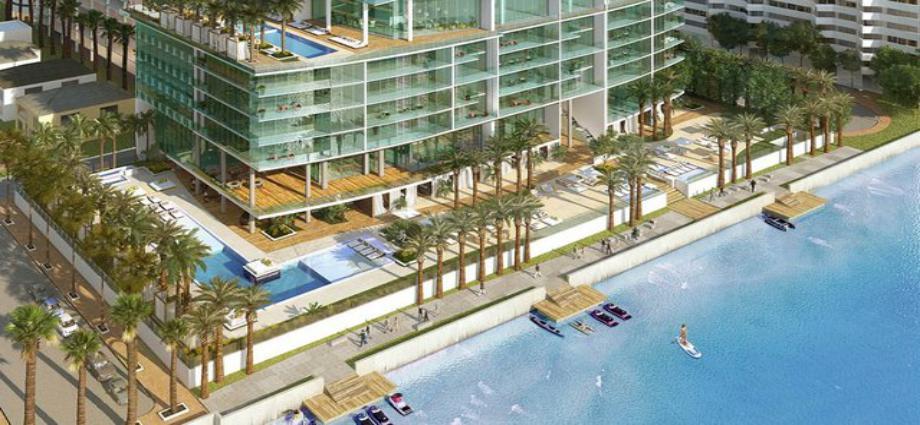 Квартиры в новостройке США по адресу 701 NE 29th Street Miami Florida, 33137