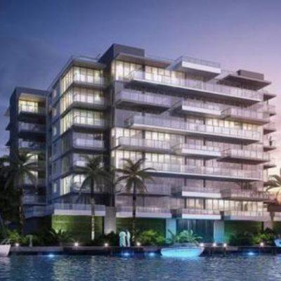 Квартиры в новостройке Bijou Bay Harbour во Флориде (США)