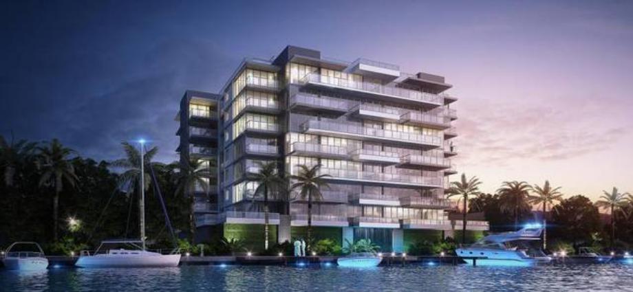 Квартиры в новостройке США по адресу 9521 E Bay Harbor Dr, Bay Harbor Islands, FL 33154