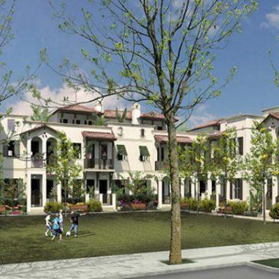 Квартиры в новостройке Townhomes at Downtown Doral во Флориде (США)