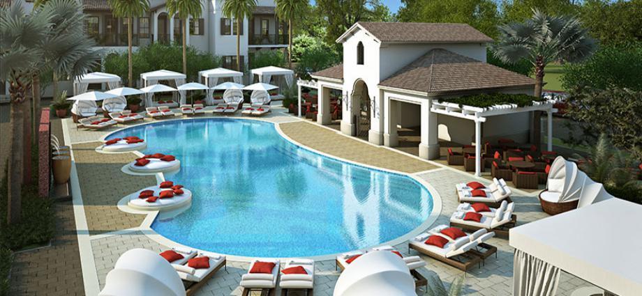 Квартиры в новостройке США по адресу 5220 NW 83rd Court, Paseo Blvd, Doral, FL 33166