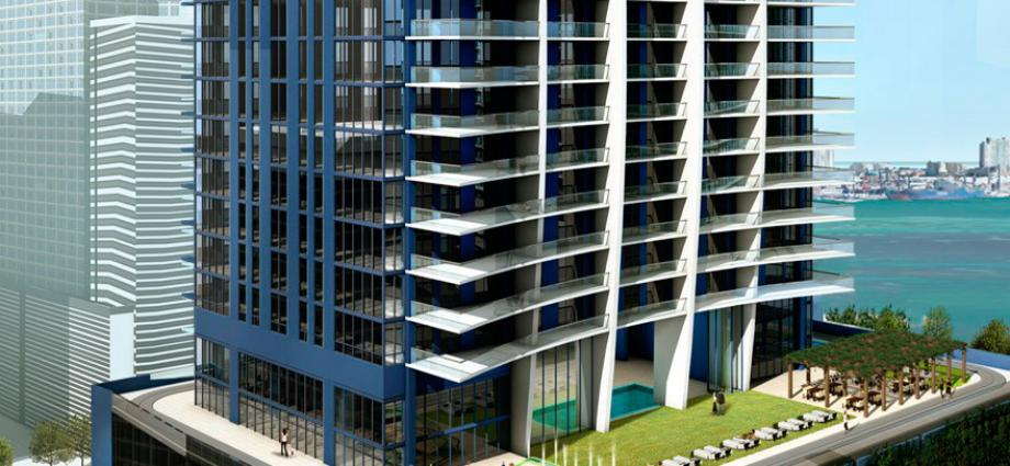 Квартиры в новостройке США по адресу 1025 SE 1st Ave, Miami, FL 33131
