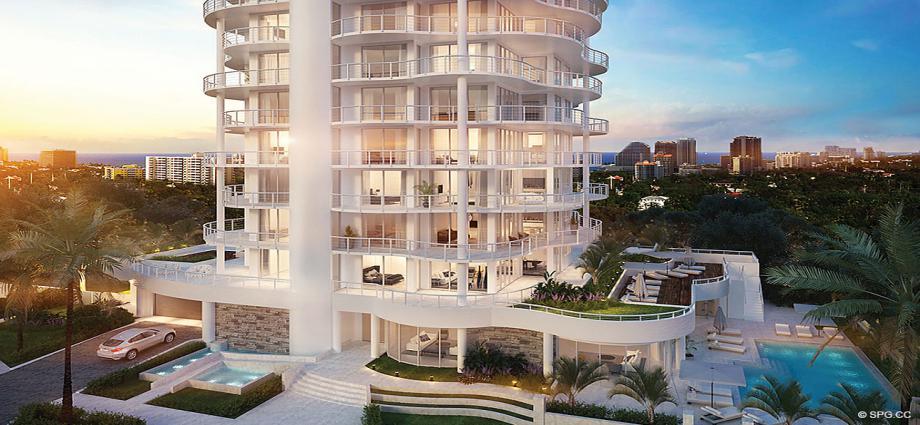 Квартиры в новостройке США по адресу 620 Bayshore Drive, Fort Lauderdale