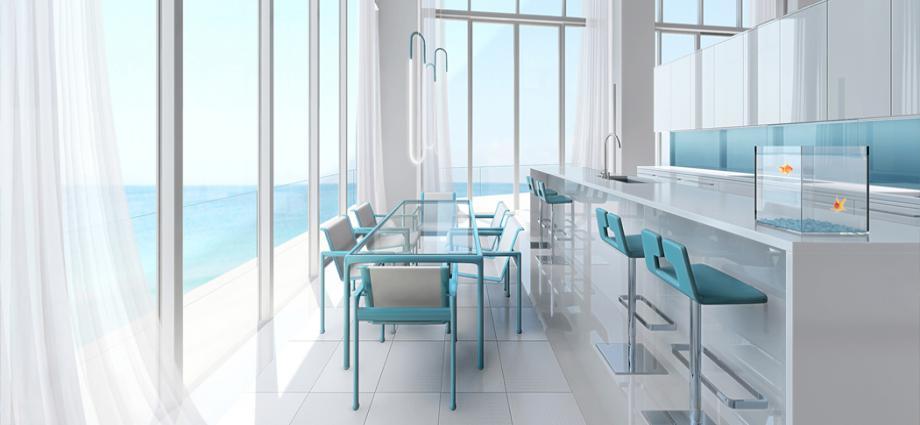 Квартиры в новостройке США по адресу 6747 Collins Ave, Miami Beach