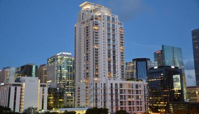 Квартира 1060 Brickell Avenue в жилом комплексе Флориды (США)