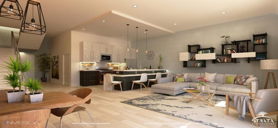 Квартиры в новостройке США по адресу 4350 W Sunrise Blvd, Plantation, FL 33317