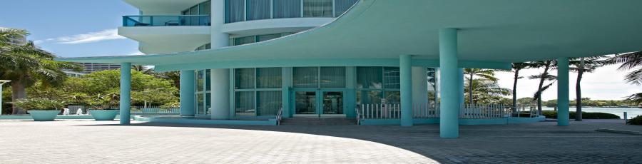 Квартира в США по адресу 6000 Indian Creek Drive Miami Beach Fl, 33140