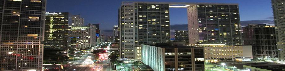 Квартира в США по адресу 500 Brickell Ave Miami Fl, 33131