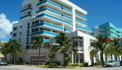 Квартира 200 Ocean Drive в жилом комплексе Флориды (США)