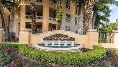 Квартира Alaqua в жилом комплексе Флориды (США)