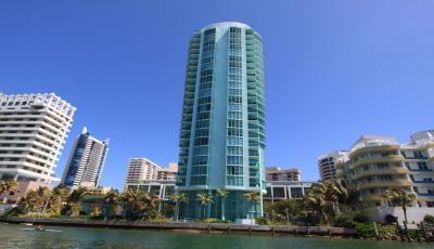 Квартира 6000 Indian Creek в жилом комплексе Флориды (США)
