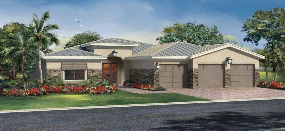 Квартиры в новостройке США по адресу 5620 SW 106th Avenue, Cooper City, FL 33328