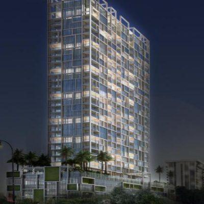 Квартиры в новостройке The Bentley во Флориде (США)