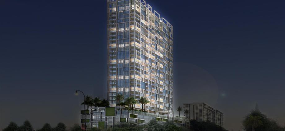 Квартиры в новостройке США по адресу 410 NE 35th Terrace, Miami, FL 33137