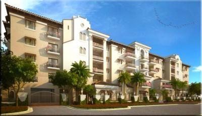 Квартира Antilla Place в жилом комплексе Флориды (США)