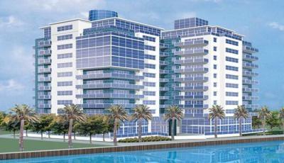 Квартира Aqua в жилом комплексе Флориды (США)