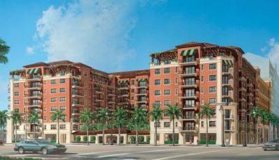 Квартира 100 Andalusia в жилом комплексе Флориды (США)