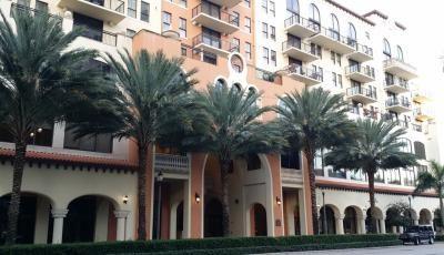 Квартира 55 Merrick в жилом комплексе Флориды (США)