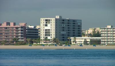 Квартира Nobel Point в жилом комплексе Флориды (США)