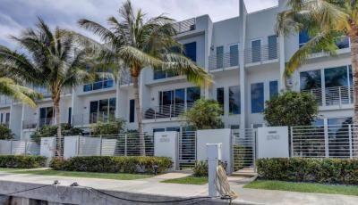 Квартира Aqua Lofts в жилом комплексе Флориды (США)