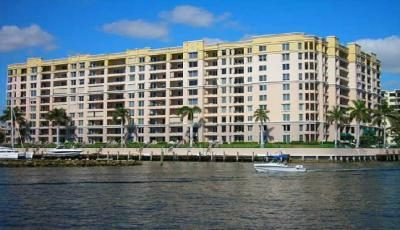 Квартира Pointe at Pompano Beach в жилом комплексе Флориды (США)