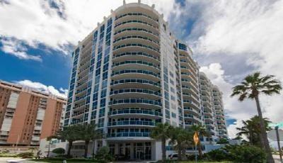 Квартира Sonata Beach Club в жилом комплексе Флориды (США)