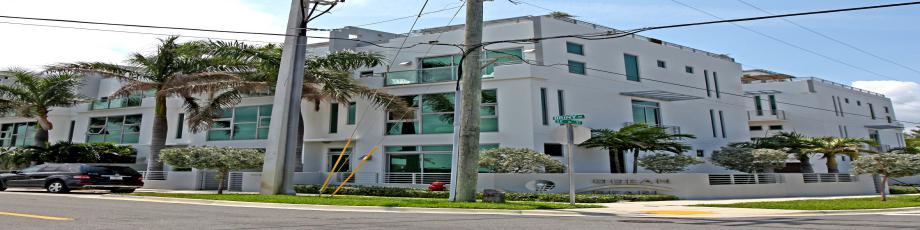 Квартира в США по адресу 705 BRINY AVE POMPANO BEACH, FL 33062 Ocean Pearl Con