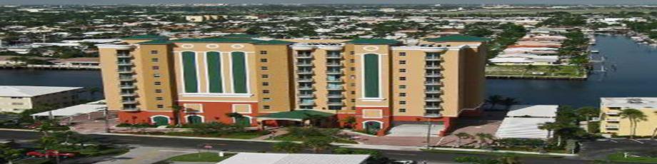 Квартира в США по адресу 821 N Riverside Dr, Pompano Beach, FL 33062