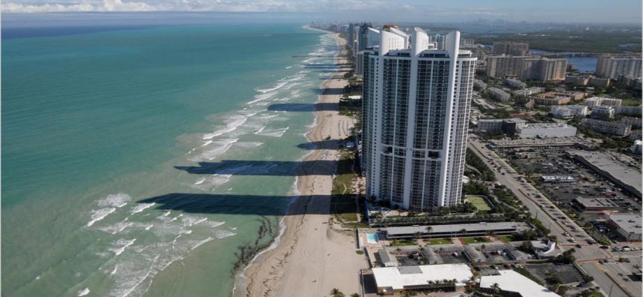 Квартиры в новостройке США по адресу 18555 Collins Avenue, Sunny Isles, FL 33160