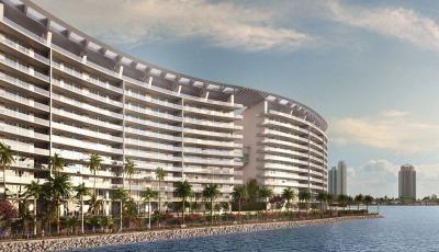 Квартира Echo в жилом комплексе Флориды (США)
