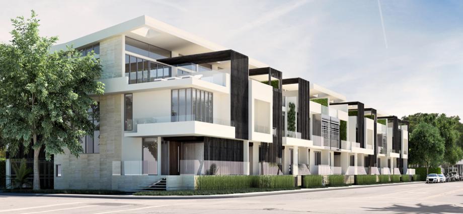 Квартиры в новостройке США по адресу 1030 15th Street, Miami Beach, FL